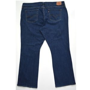 Women's Levi's 415 Classic Boot Jeans size 24w